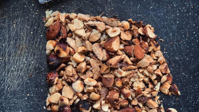 Gezondheid in noten